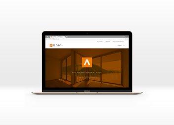 ALDAVI – Página Web